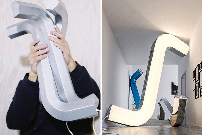 Flatpack Furniture Tool Lamps