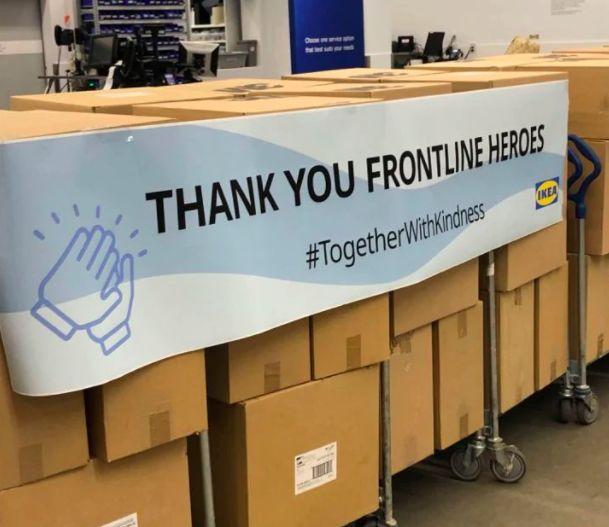 Charitable Furniture-Brand Donations