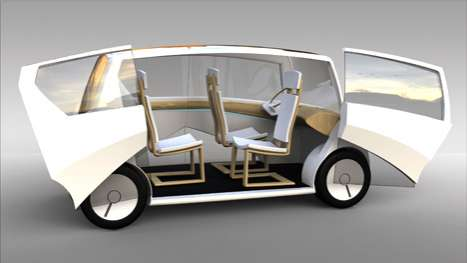 rearrangeable auto seats customizable ikea car has changeable graphic oleds. Black Bedroom Furniture Sets. Home Design Ideas
