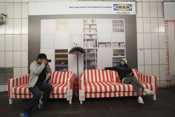 subway living rooms ikea paris metro. Black Bedroom Furniture Sets. Home Design Ideas