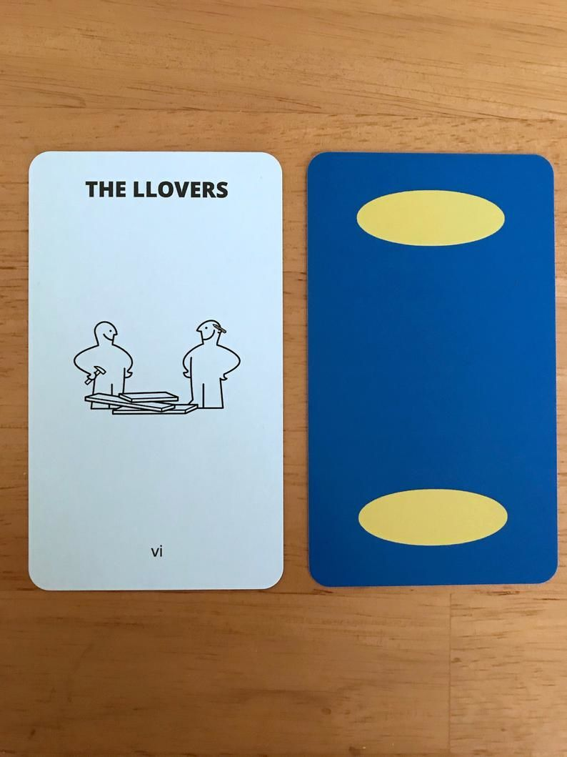Furniture Brand Tarot Decks