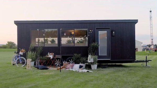 Collaborative Tiny Homes