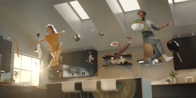 Sustainable Kitchen Choreography