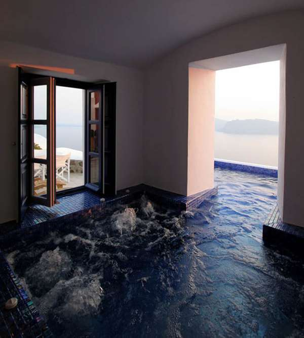 Mediterranean House Design Ideas 11 Most Charming Ones In: In-Room Luxury Pools : Ikies Resort