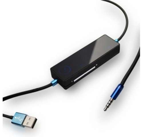 Touchable iPod Auto Connectors