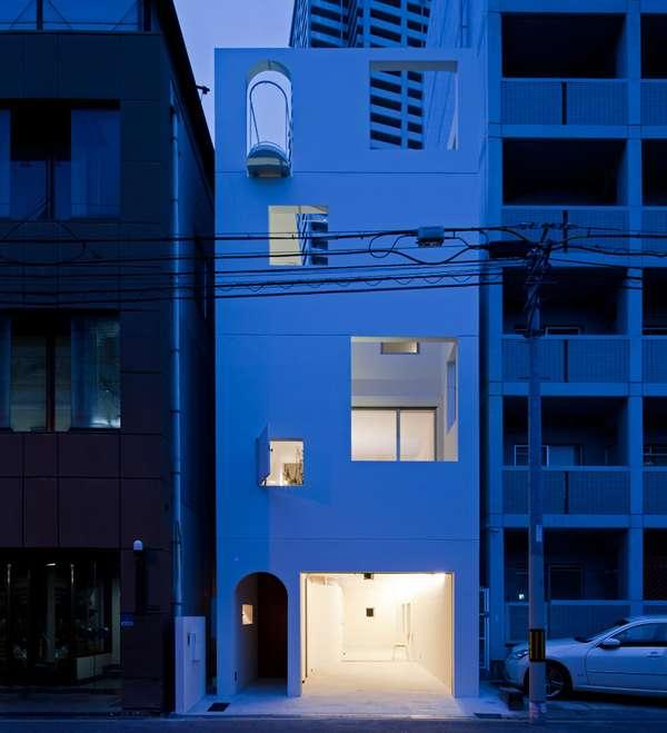 Dexterous Discreet Dwellings