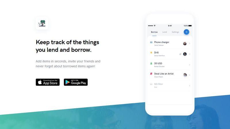 Lender-Tracking Apps