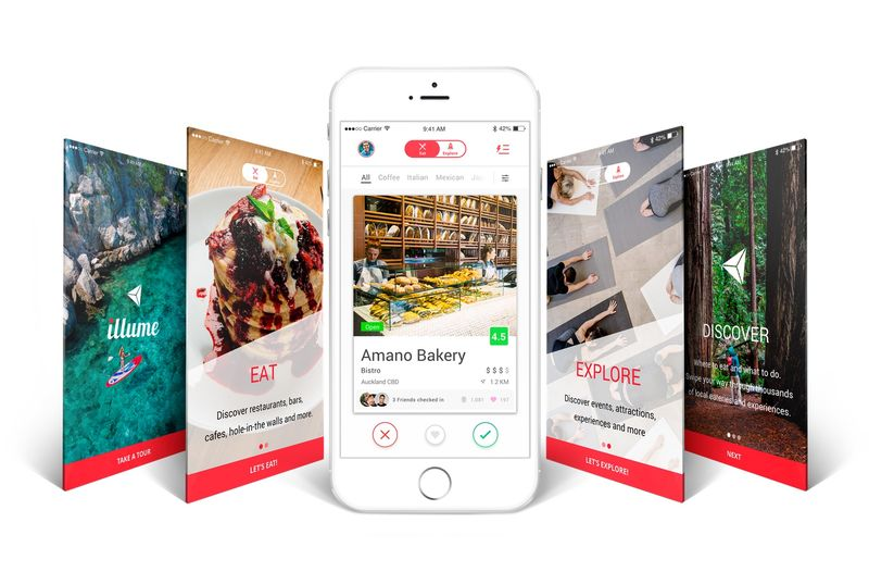 Local Restaurant Exploration Apps