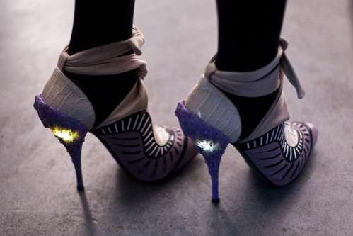 Illuminating Heels