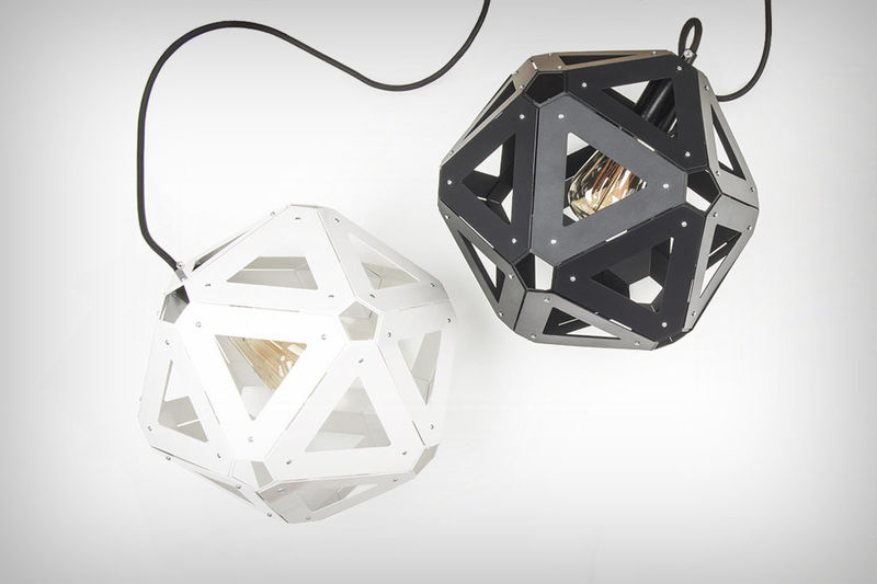 Polyhedron Illumination Lamps