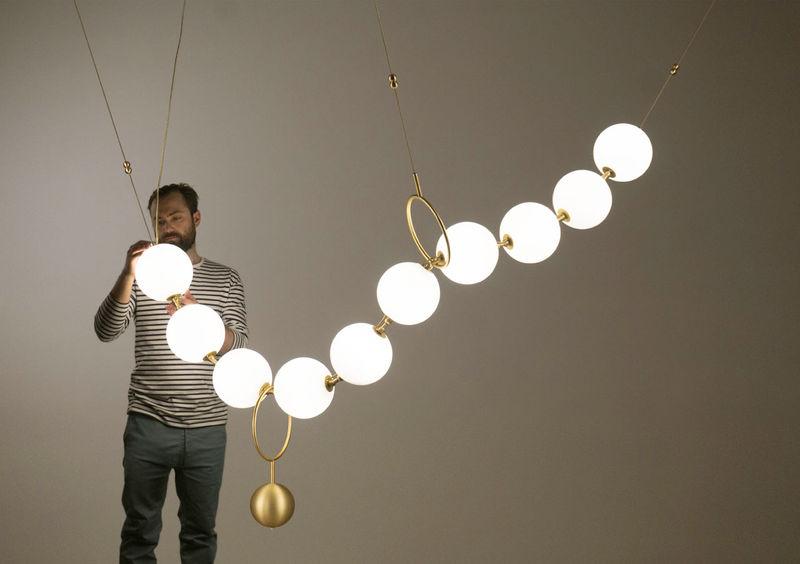Necklace-Inspired Illuminators