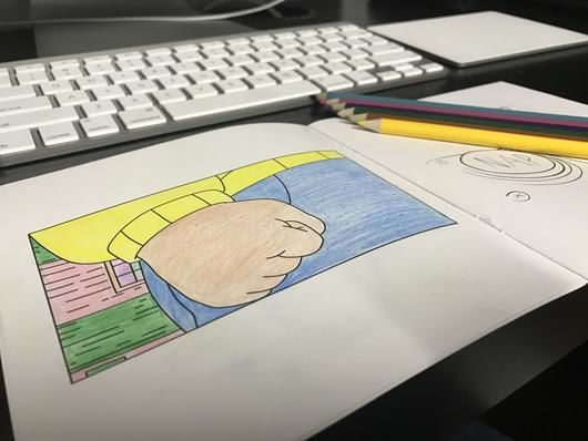 Internet Culture Coloring Books