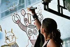 Illustrations on Bar Windows