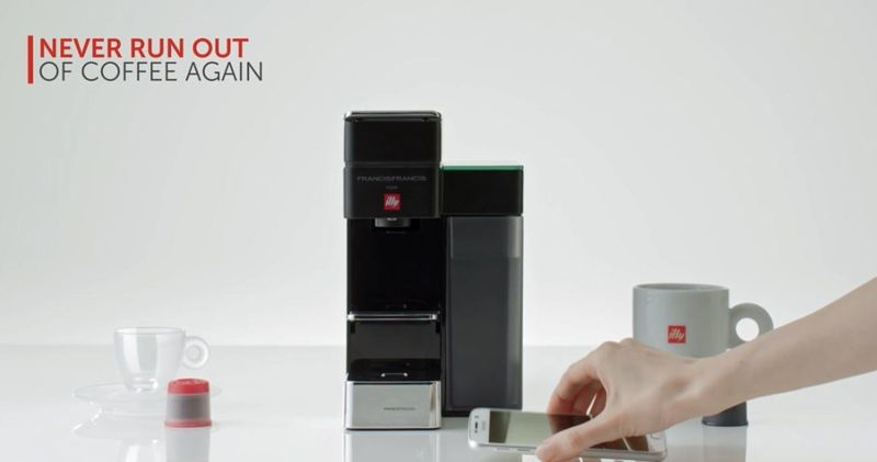 Self-Ordering Coffee Machines