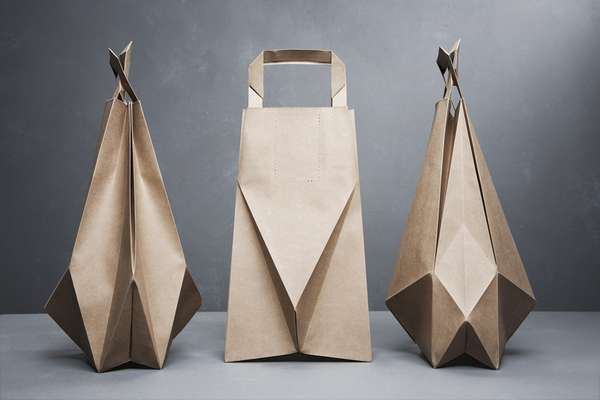 Modernized Brown Bags