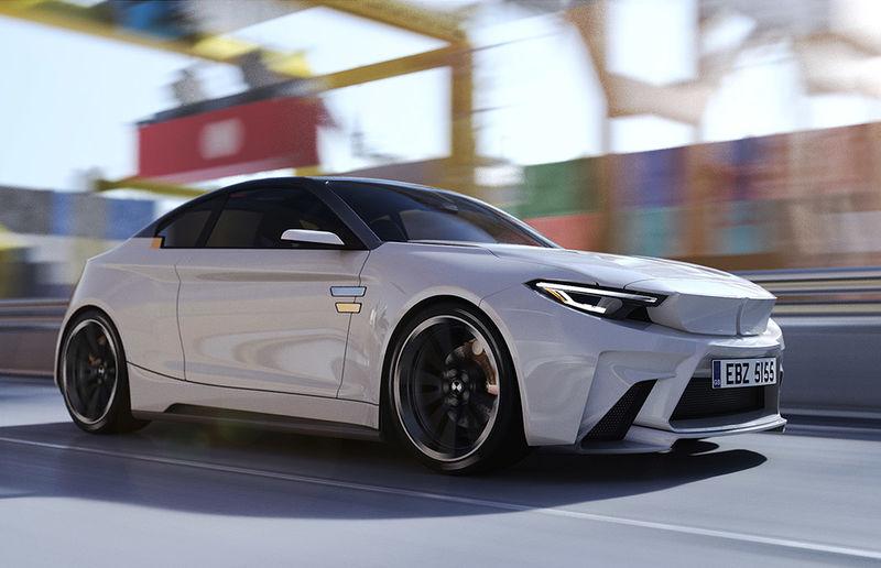 Sharply Designed Eco Vehicles