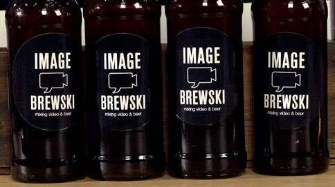 Agency-Branded Beer