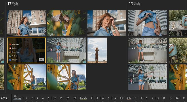 Automatic Photo Organization Tools