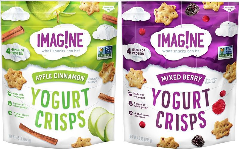 Dairy-Infused Child-Friendly Snacks