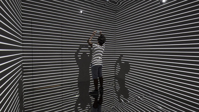 Immersive Light Installations