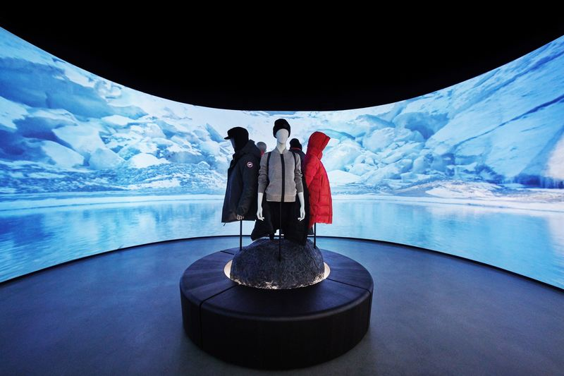 Immersive Outerwear Retail Concepts