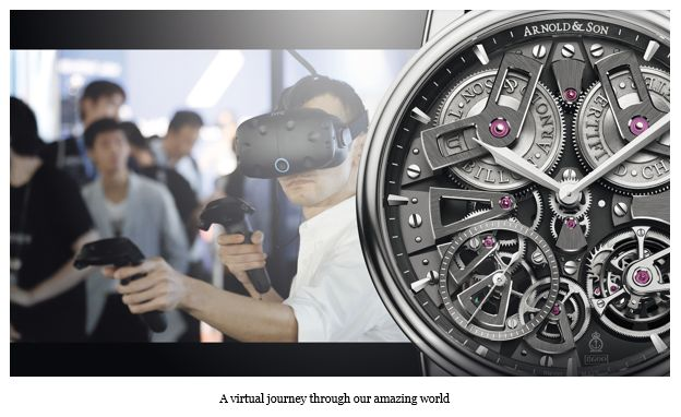 VR Timepiece Experiences