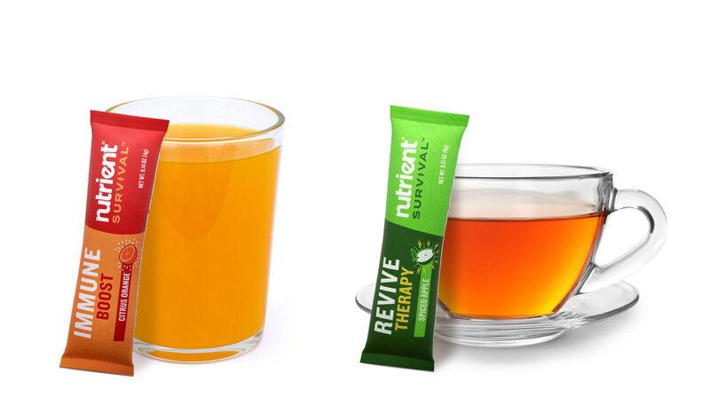 Immune Support Beverage Sachets