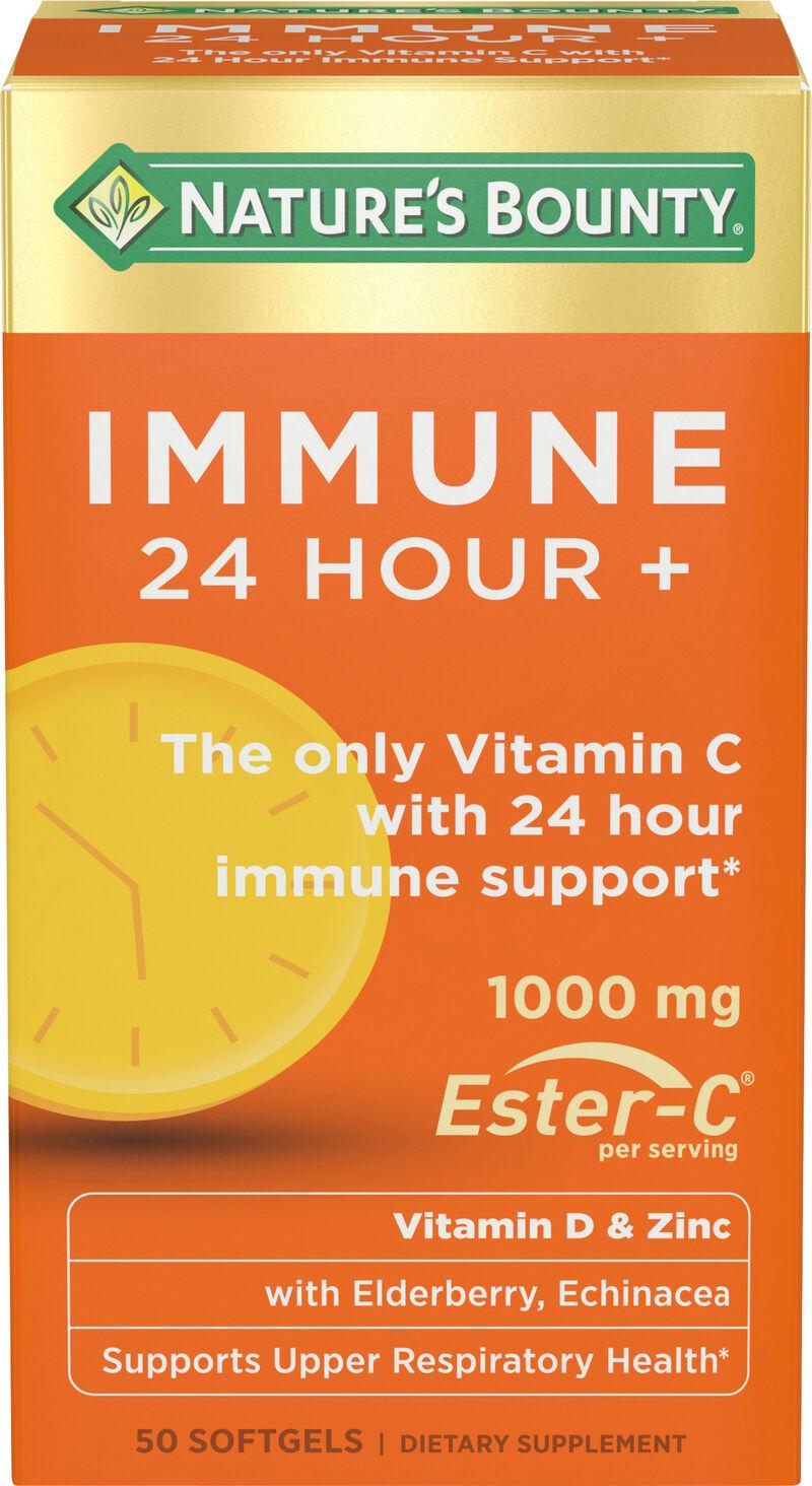 24-Hour Vitamin Supplements