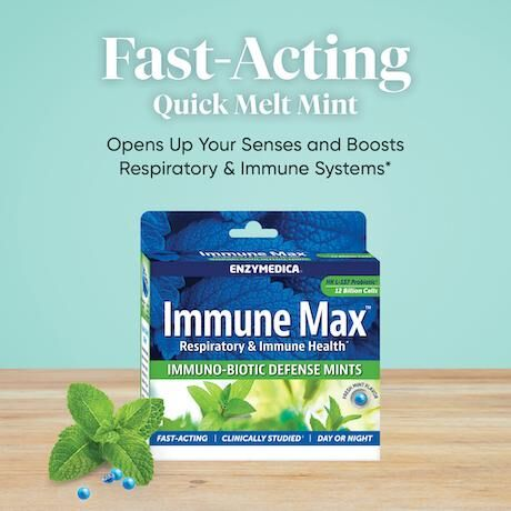 Immunity-Supporting Mints