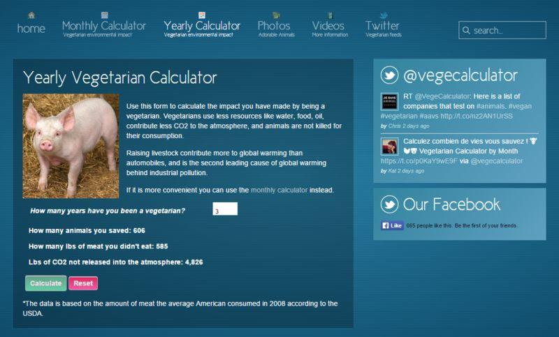Cruelty-Free Calculation Tools