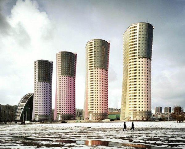 Bizarre Post-Soviet Architecture