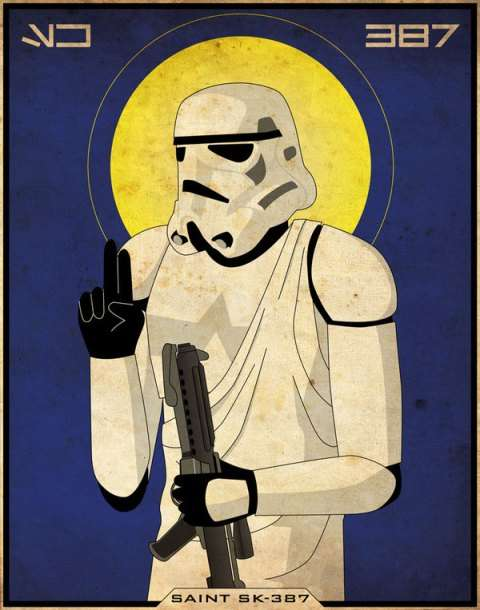 Star Wars Saints