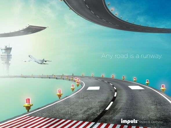 Runaway Runner Ads