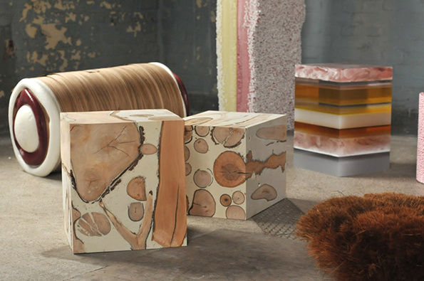 Candy-Inspired Furniture
