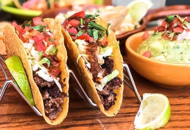 Plant-Based Meat-Free Tacos
