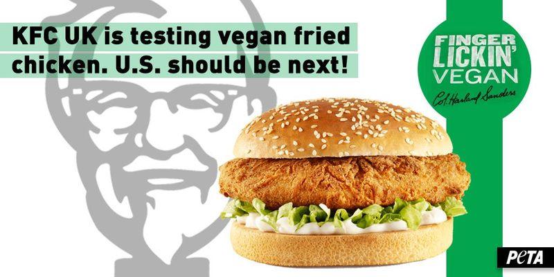 Vegan-Friendly Chicken Burgers