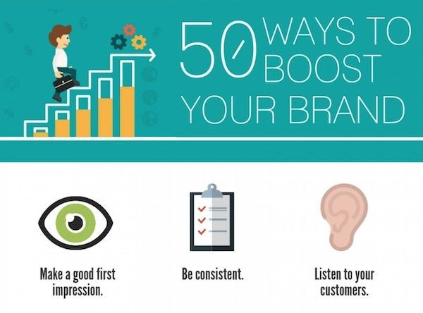 Brand-Boosting Tips