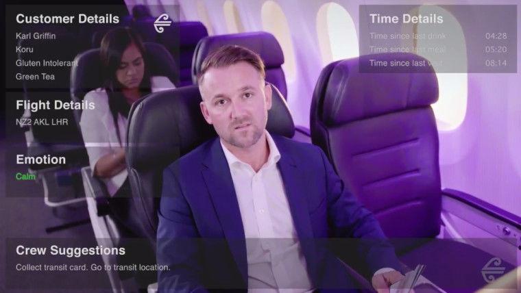 In-Flight AR Experiences