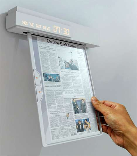 Paperless Newspapers
