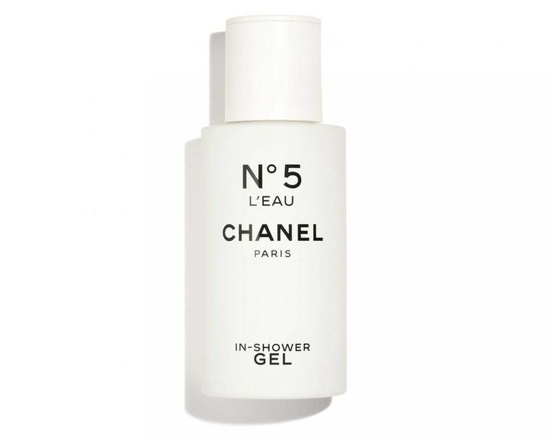 Fragrance-Inspired In-Shower Gels