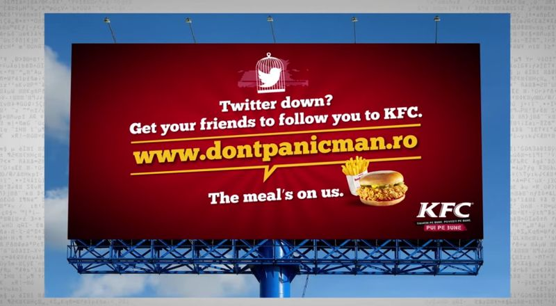 Social Downtime Campaigns