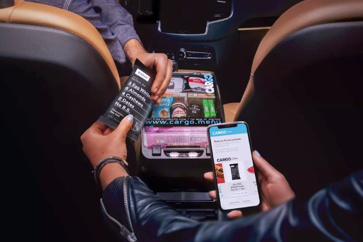 Rideshare Vending Systems