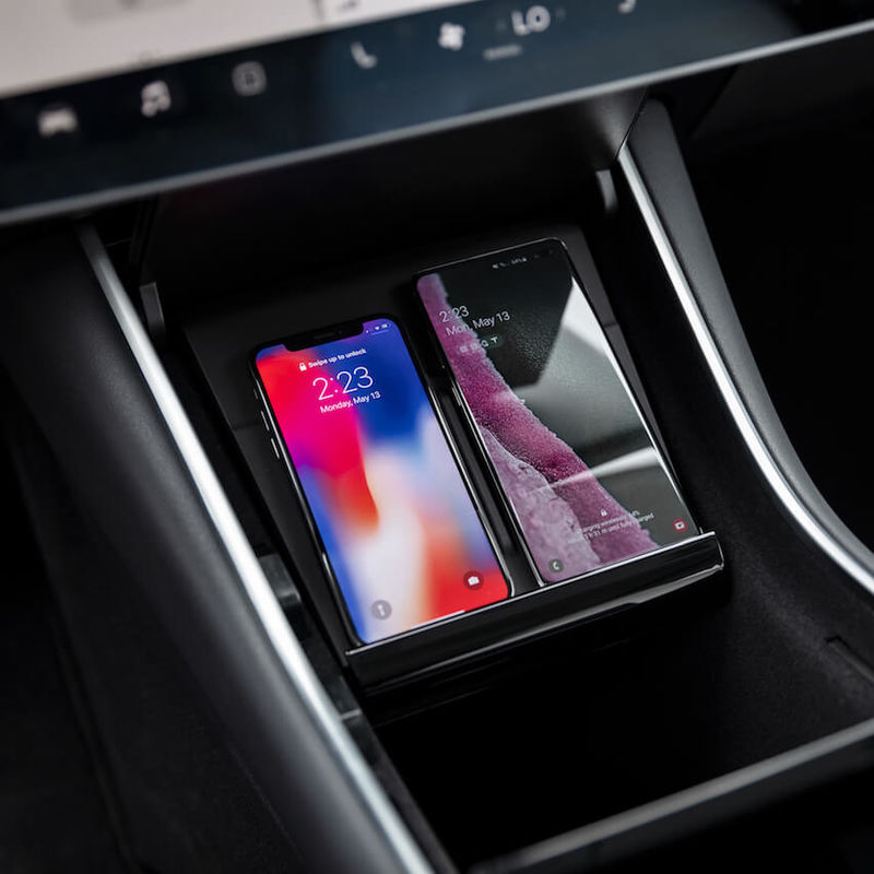 In-Car Charging Stations