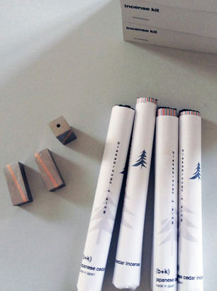 Minimalist Incense Kits