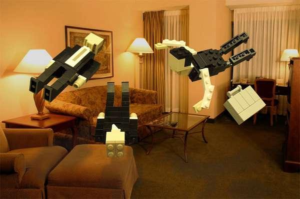 Sci-Fi LEGO Spoofs