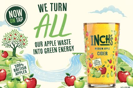 Apple Waste Alcoholic Ciders