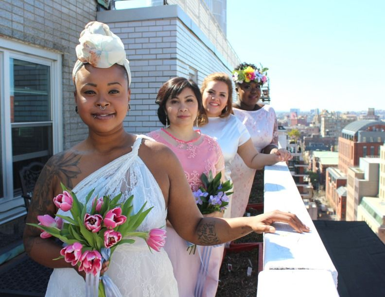 Inclusive Bridal Collections