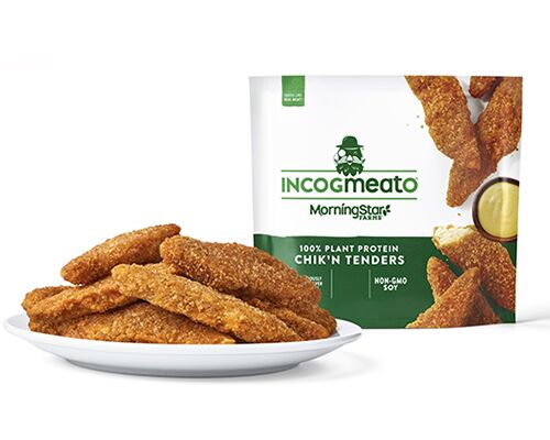 Plant-Based Meat-Like Tenders