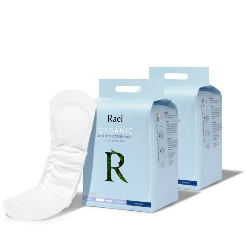 Organic Incontinence Liners