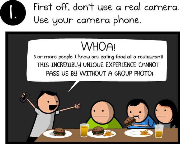 Comical Photo Directories